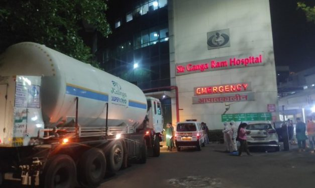 """25 """"sickest patients"""" at Ganga Ram hospital dies in 24 hours; Lack of oxygen supply presumed"""