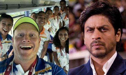 Real-Life 'Kabir Khan' Sjoerd Marijne Gives Befitting Reply to 'Chak-De' Coach Shahrukh Khan