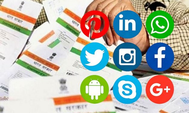 Social Media users might soon have to link their accounts with Aadhar Card because …