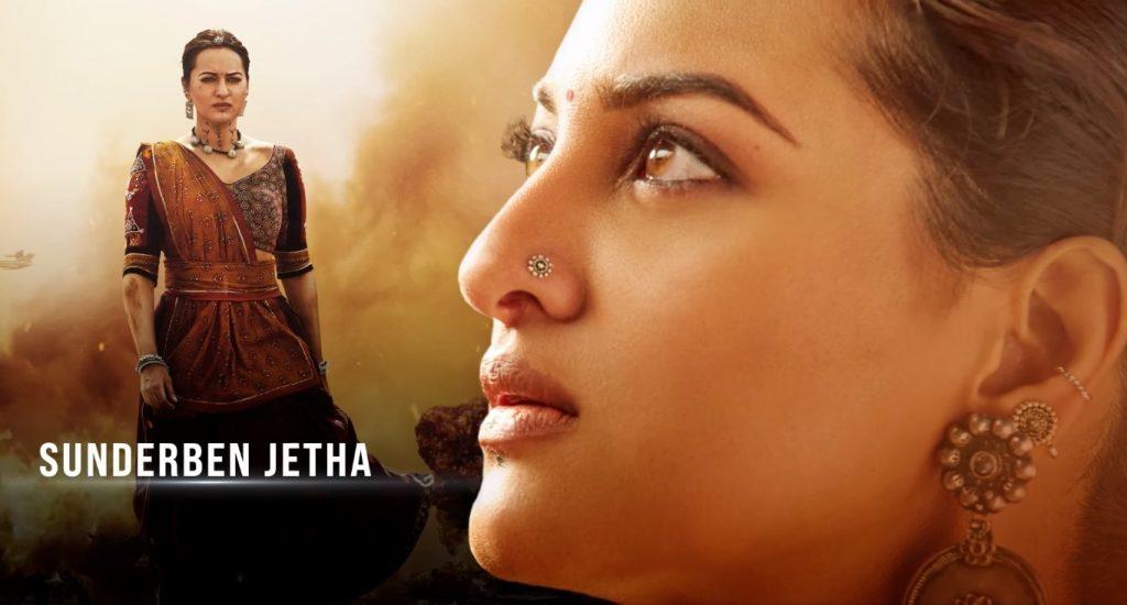 Sonakshi Sinha-Sunderben-Jetha