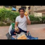 Sonu Sood sells bread, eggs on bicycle to promote small businesses, Says 'Ekdum hit hai boss'