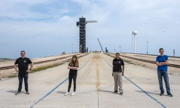 Elon Musk headed SpaceX's Inspiration4 mission announces its 4-person crew