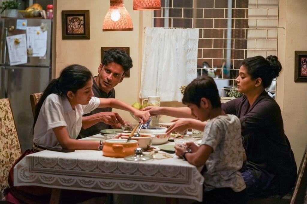 Srikant's family