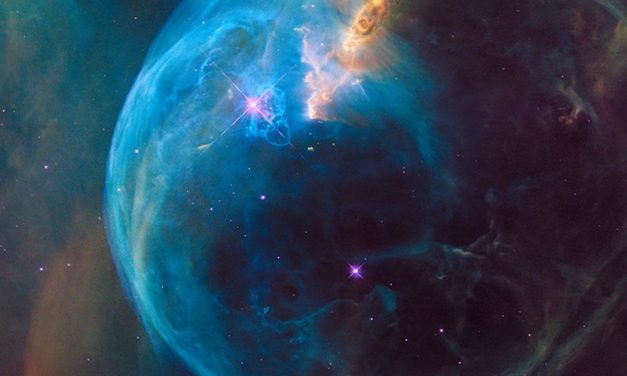 Viral! NASA Shares Image of a Star, Trapped Inside a Bubble and Shares Details About NEA Scout