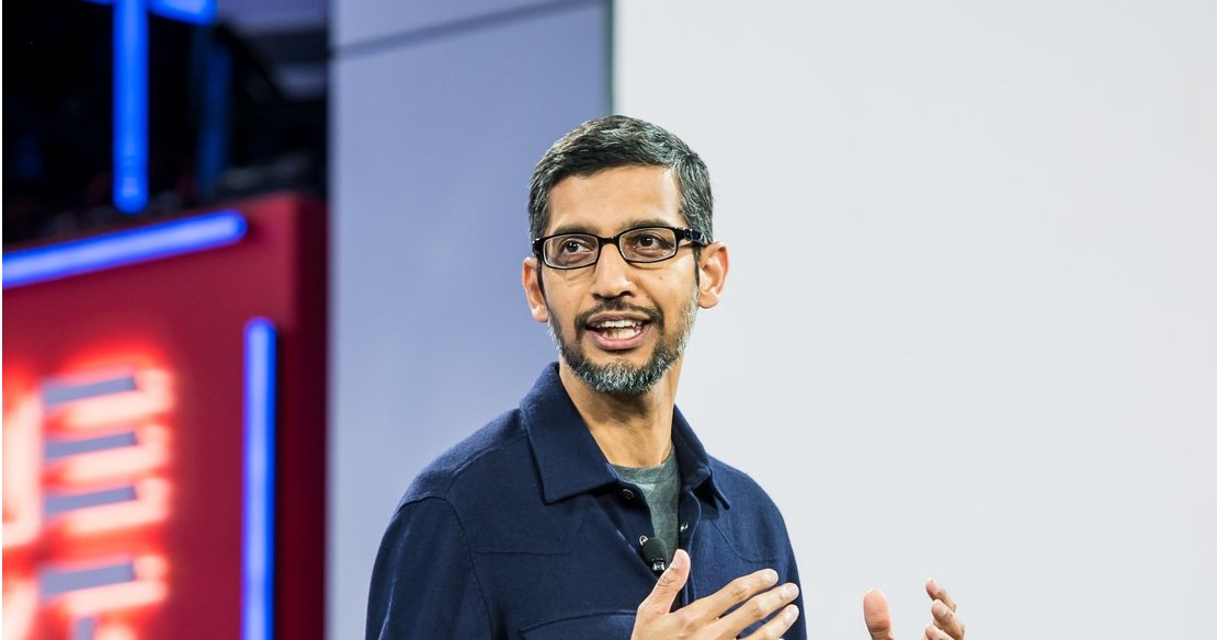 """""""Working with Jio Closely to build affordable smartphone"""": Google CEO Sundar Pichai"""