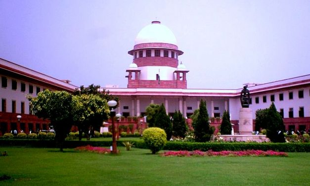 Supreme Court: A husband cannot abdicate responsibility of paying his estranged wife