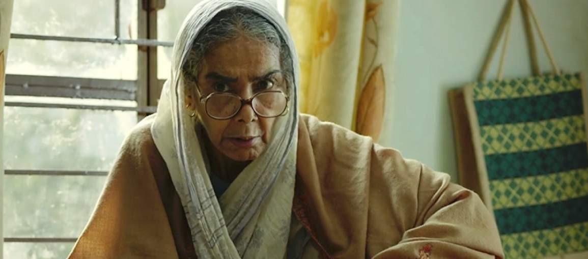 3-Time National Award Winning Balika Vadhu Actress Surekha Sikri Dies