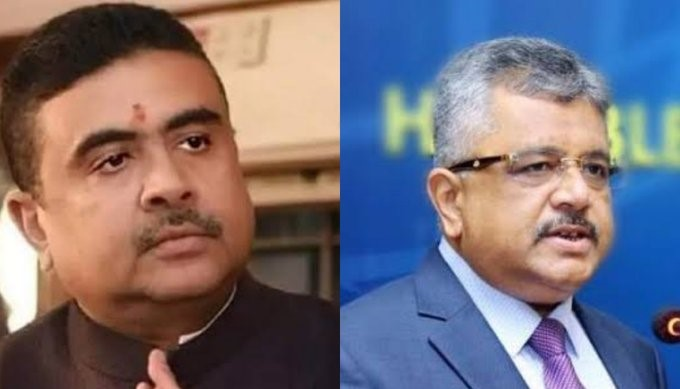 Mehta-Adhikari Meet: Mamata Bannerjee's TMC writes letter to PM, Urges to Remove SG Mehta from Post