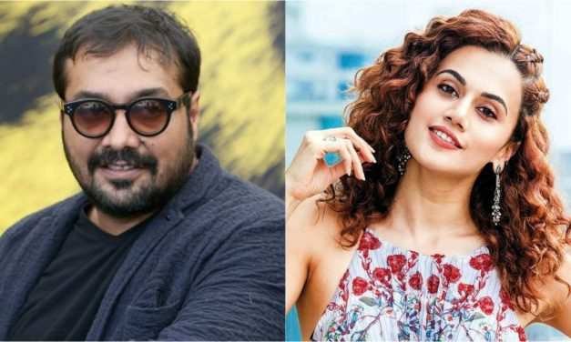Income Tax Department raids properties of Anurag Kashyap, Taapsee Pannu and more