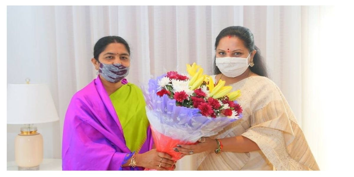 V. S. Lakshma Reddy appointed as the Telangana women's commission chairperson