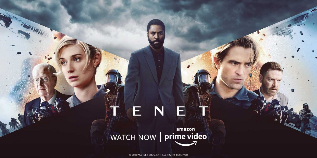Christopher Nolan's 'Tenet'- Now Available on Amazon Prime Video