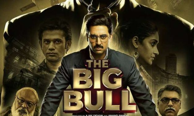 Big Bull Movie Review: Don't expect high returns from Junior Bachchan's Stock Market Crash