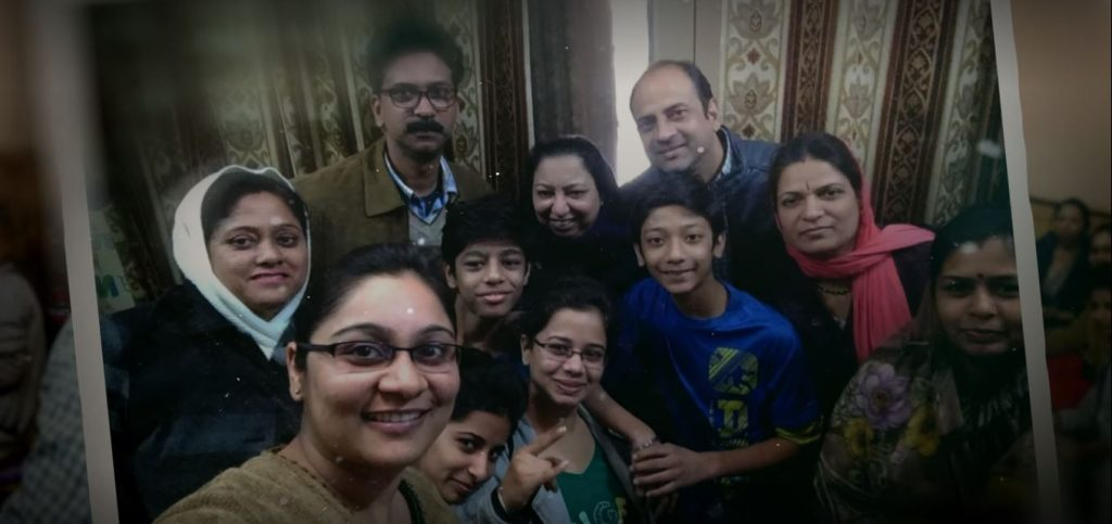 The Chundawat Family