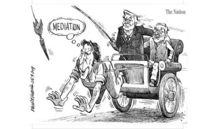 Pakistani Newspaper Mocks Their PM With A Cartoon. Apologizes After Backlash From Readers.