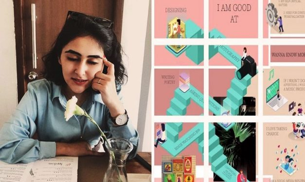This creative girl got a Job at Deloitte India using her Instagram profile. See How?