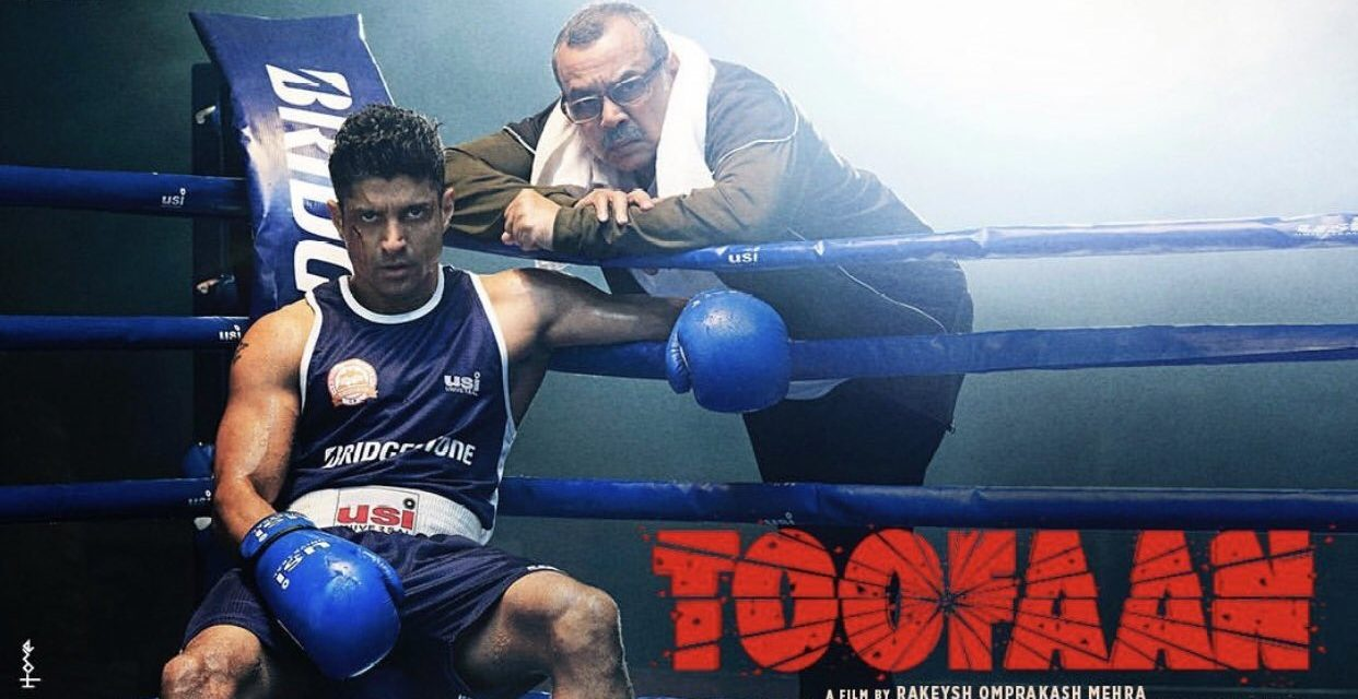Toofan Review: Farhan Akhtar can't Rescue this Dull Movie, Toofan is Flat and Tedious