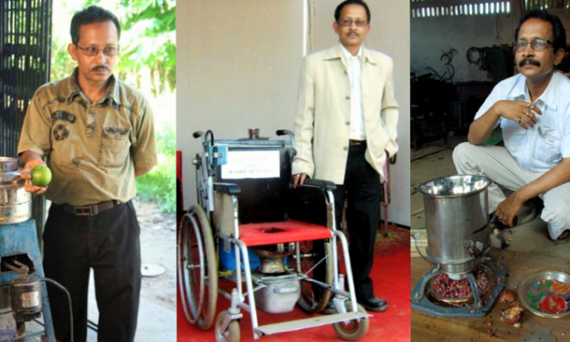 "With 147 Brilliant Inventions, This guy is being called ""Elon Musk of India"""