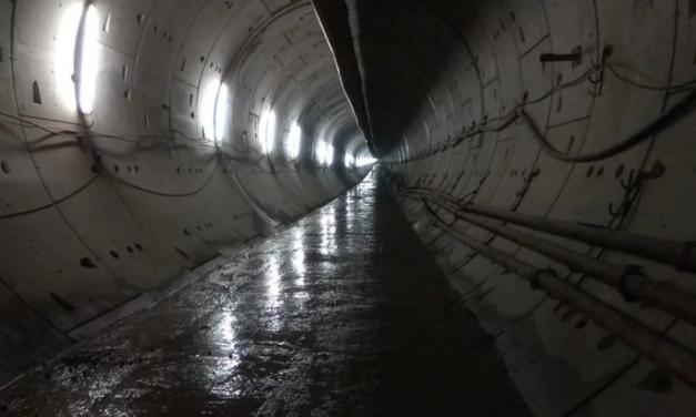 Indian Engineers Create Marvel. First Underwater Railway Track in Kolkata.