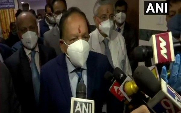Union Health Minister inaugurates Burn and Plastic Surgery block at AIIMS