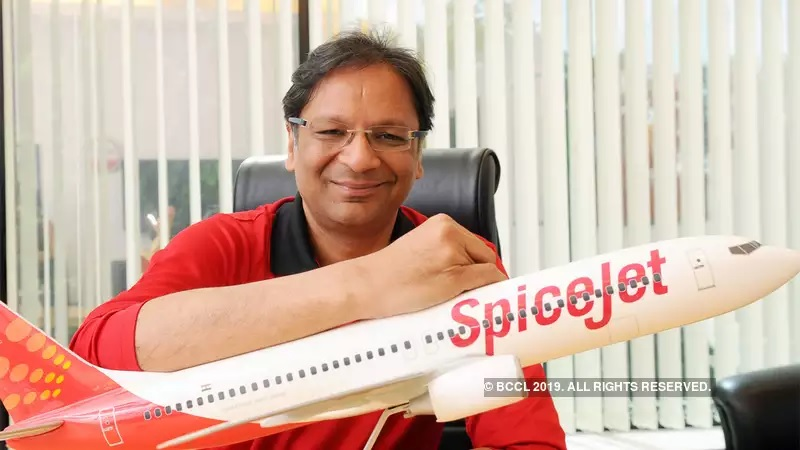 How this man bought SpiceJet Airlines for Just Rs.2 in 2015?