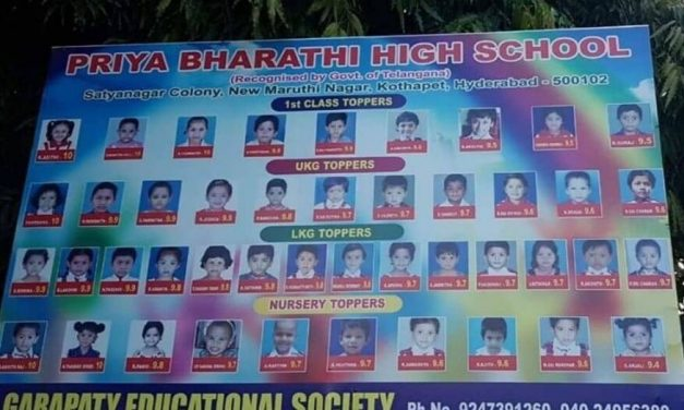 Hyderabad School Tries to Create Unreasonable Competition in Nursery Class Toddlers. Twitter Can't Keep Quiet.