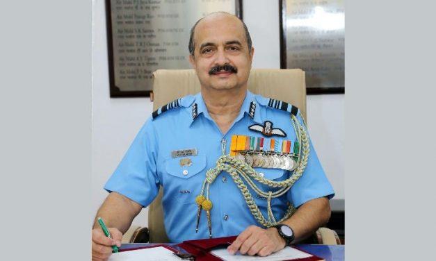 Meet The Next IAF Chief of Air to Be – VR Chaudhari