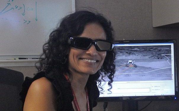 Vandi Verma: Indian-origin NASA Engineer drives Perseverance Rover on Mars