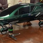 Indian Startup Develops Asia's First Autonomous Hybrid flying Automobile