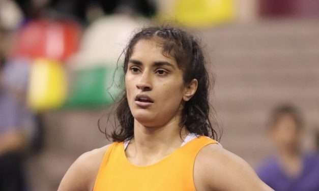 WFI Suspends Wrestler Vinesh Phogat over 'Acts of Indiscipline' During Tokyo Olympics