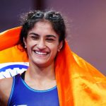 Vinesh Phogat won gold, Secured First Rank