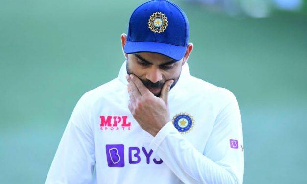 """Oye, Menon kya hai ye?"": Video of Angry Kohli lashing out on umpire surfaces"