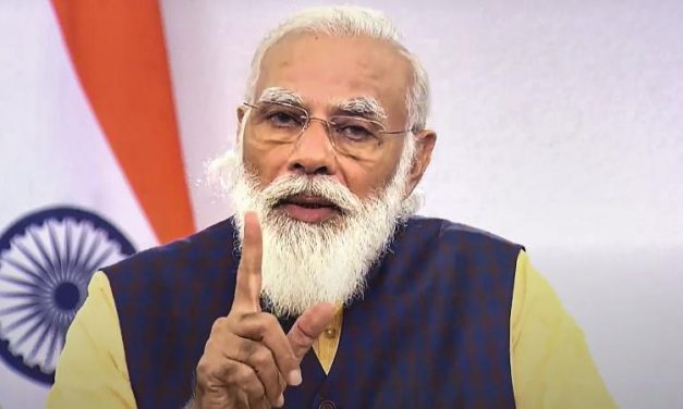 Modi Coins New Phrase: 'Dawai bhi, Kadai bhi', Urges People to continue taking caution