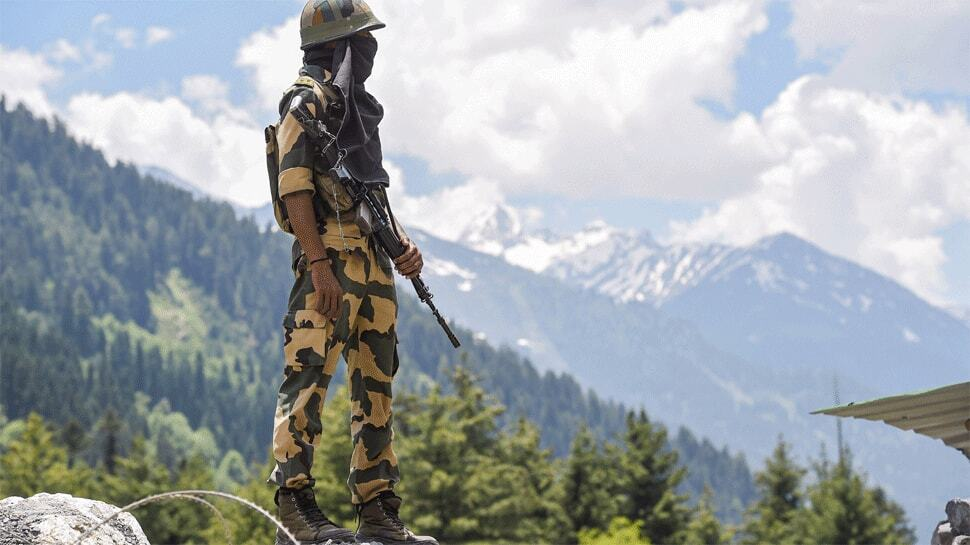 Chinese Soldier On Indian Side of LAC Apprehended By Indian Army