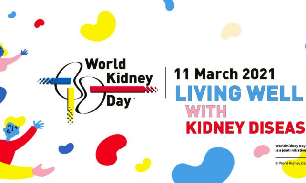 World Kidney Day 2021: Prevent Kidney Disease