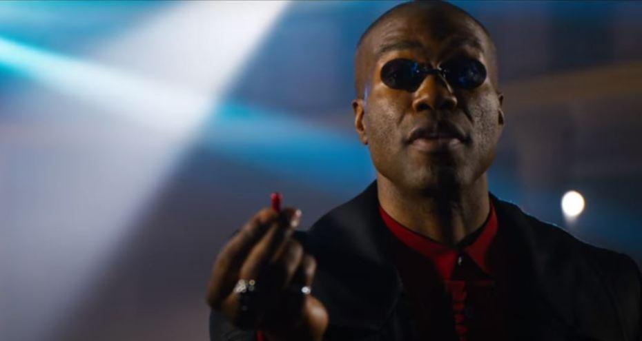 Yahya Abdul-Mateen II as Morpheus
