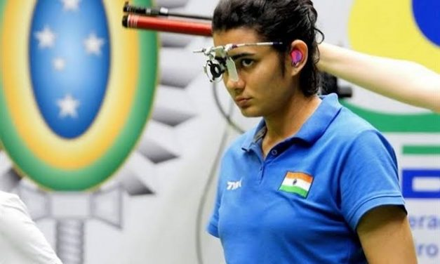 India star shooter Yashaswini Deswal makes nation proud, wins gold medal at the ISSF World Cup