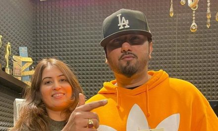 """""""Pulled hair & slapped"""" Honey Singh wife Shalini Alleges Abuse & is Seeking 10 Cr Compensation"""