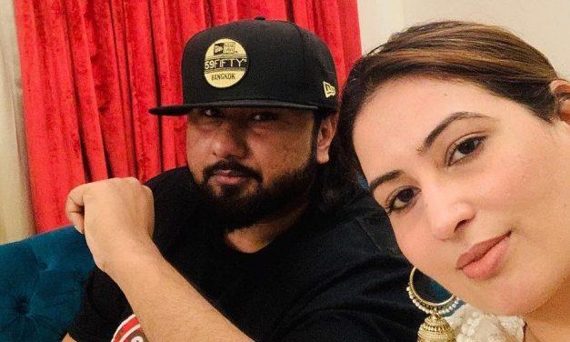Shalini Talwar, wife of Yo Yo Honey Singh Alleges Domestic Abuse, Complaint Filed