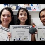 Meet Youngest Astronomer in the World – 7-yr-old Girl Helps NASA in Discovering 7 Asteroids