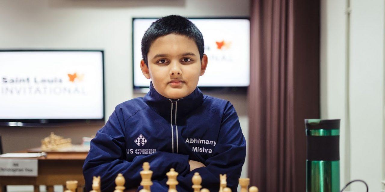 Amazing Achievement! Indian-Origin American Abhimanyu Mishra Becomes Youngest  Chess Grandmaster | Shiksha News