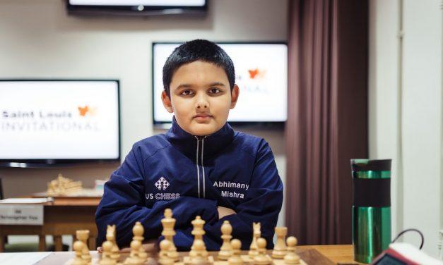 Amazing Achievement! Indian-origin American Abhimanyu Mishra becomes Youngest Chess grandmaster