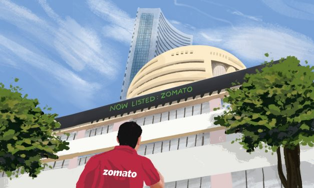 Zomato Listing: FoodTech Giant Makes Brilliant Start – Priced at Rs. 116, 53% premium