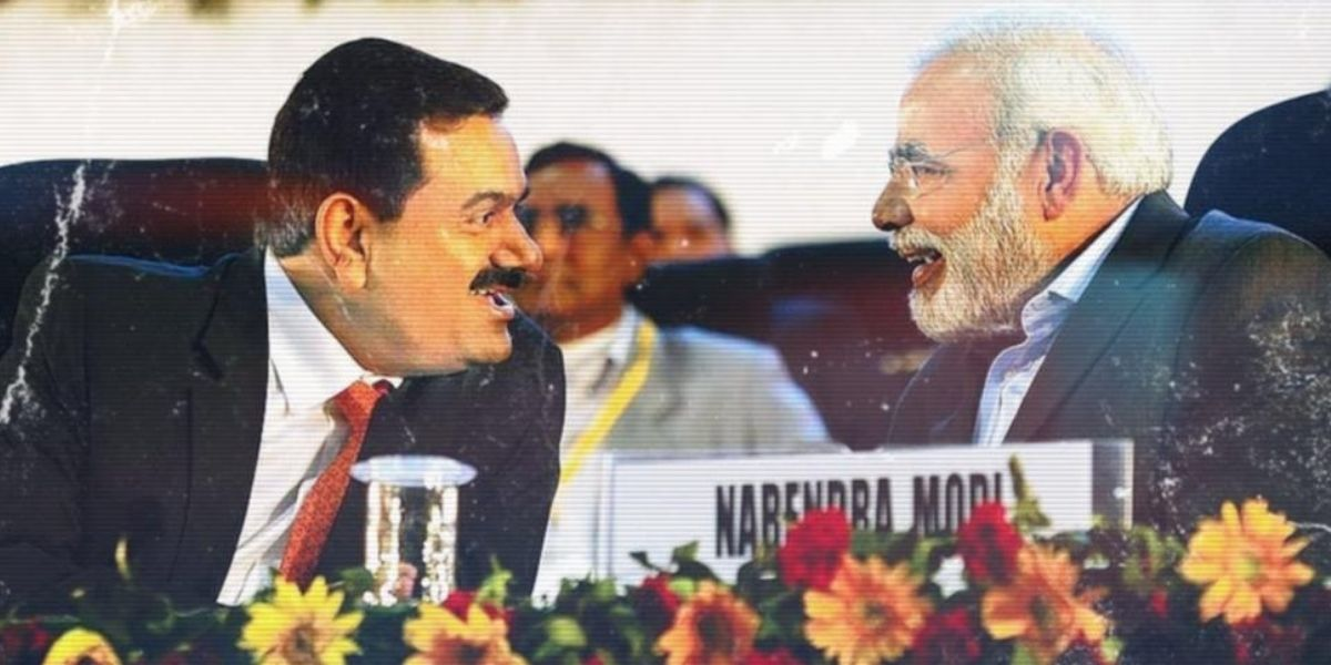 Gautam Adani & Narendra Modi: How This Symbiotic Partnership Can Throttle Business Competition in India
