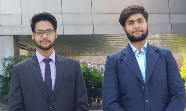 These Two Engineering Students from India Build AI Software That Helps Patients When Doctor Is Not Around