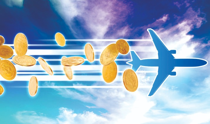 Government hikes domestic air fares by 10-30%