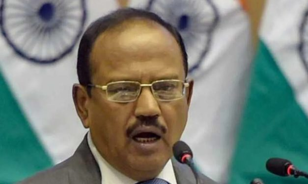 JeM terrorist recced NSA Chief Ajit Doval office; Indian security agencies on high alert
