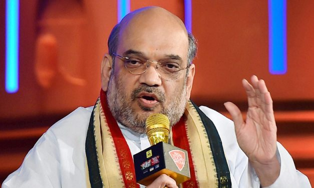 J&K now a Union Territory. Article 370 scrapped by Home Minister Amit Shah.