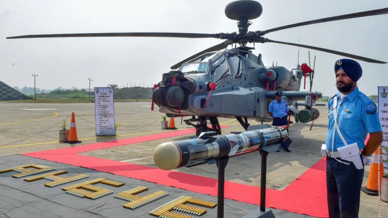 IAF gets 8 US-made Apache Attack Helicopters. Read about the power of the Game-Changing Choppers.