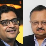 TRP Scam: BARC CEO claims Arnab Goswami paid him Rs. 40 lakh to fix ratings