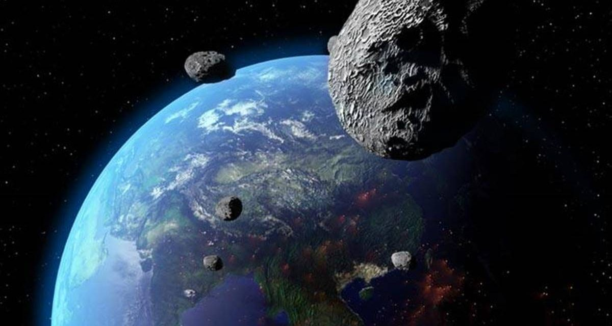 Six asteroids to fly past Earth: Two about the size of the Eiffel Tower